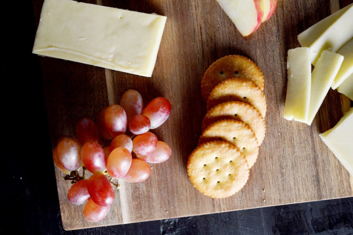 DIY Cheese Board