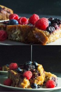 Baked French Toast 1