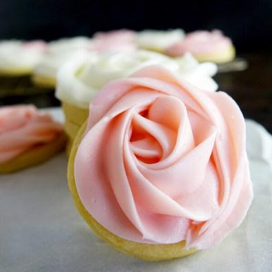 Rose Cookie Tutorial