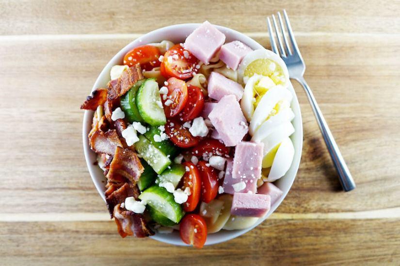 Tortellini Cobb Salad