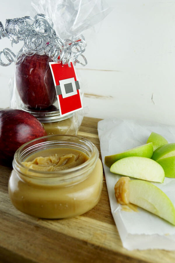 Caramel Apple Dip DIY