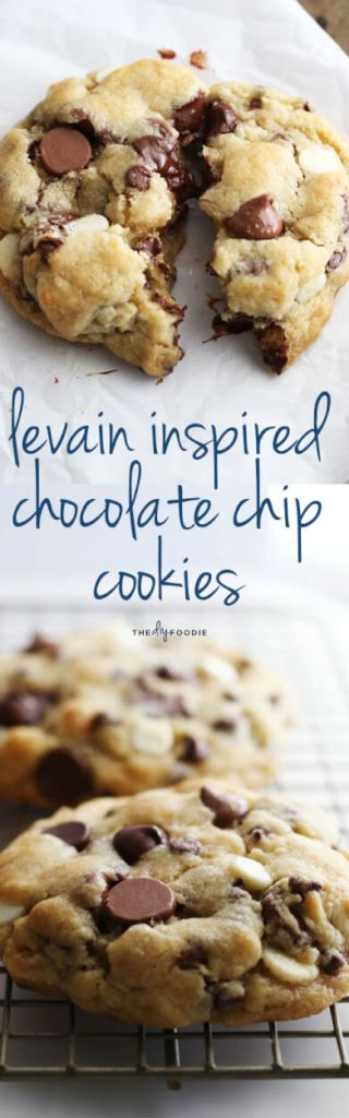 Levain Giant Chocolate Chip Cookies