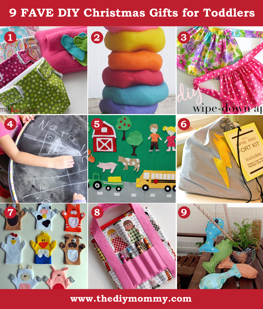 Xmas gifts for kindergarteners