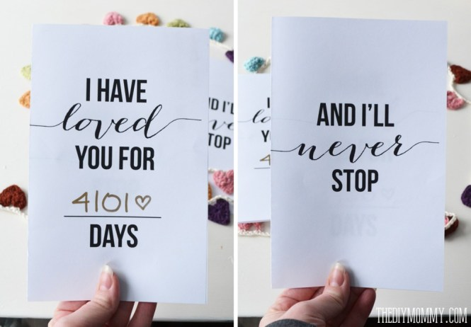 Free Printable Wedding Anniversary Card For Wife Wedding – Printable Wedding Anniversary Cards