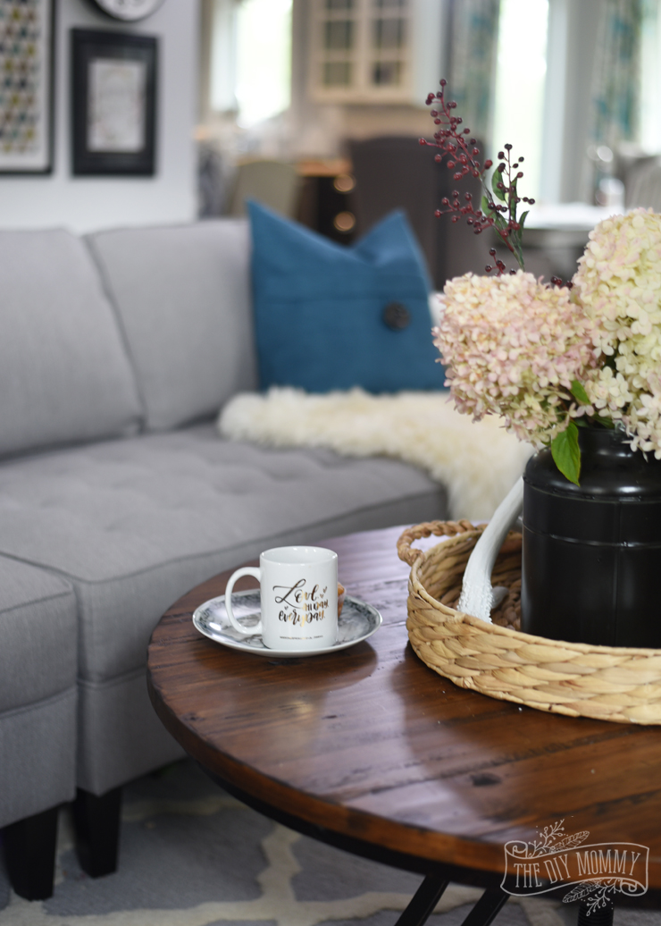 Fall 2016 Home Tour Cozy Colourful Amp Relaxed