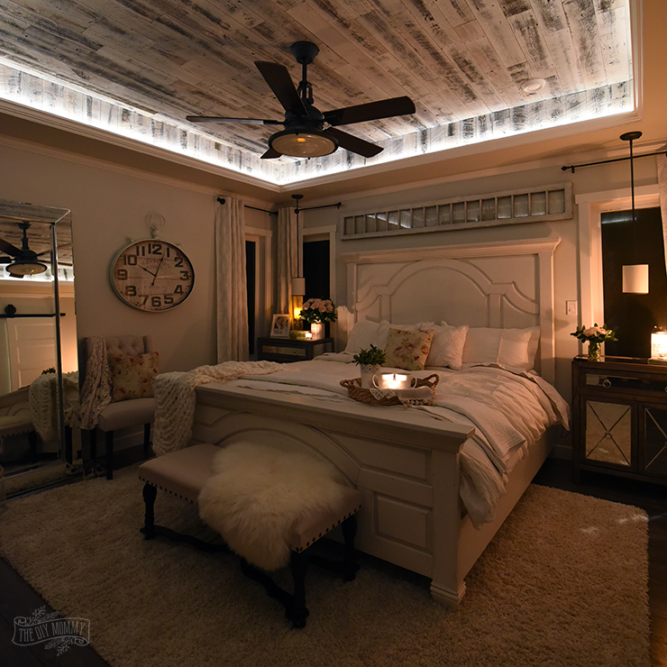 our modern french country master bedroom one room on modern farmhouse master bedroom ideas id=94698