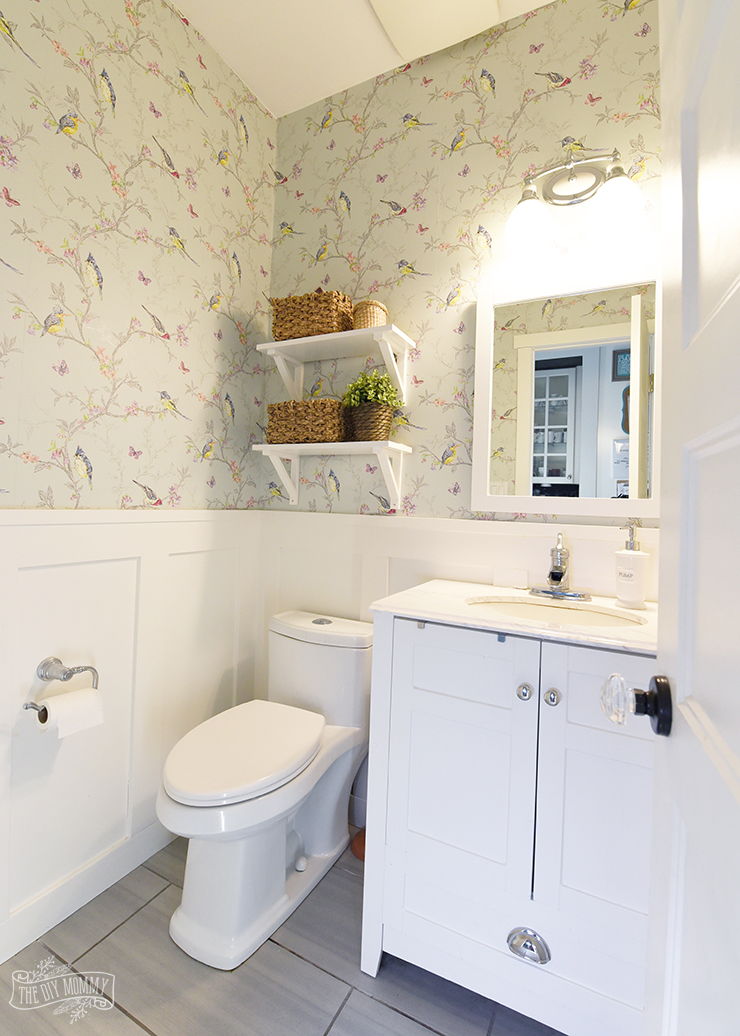 Small Bathroom Organization Ideas - The DIY Mommy on Bathroom Ideas Apartment  id=27120
