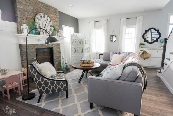 our diy house modern farmhouse paint colors the diy mommy on colors for farmhouse living room id=82551