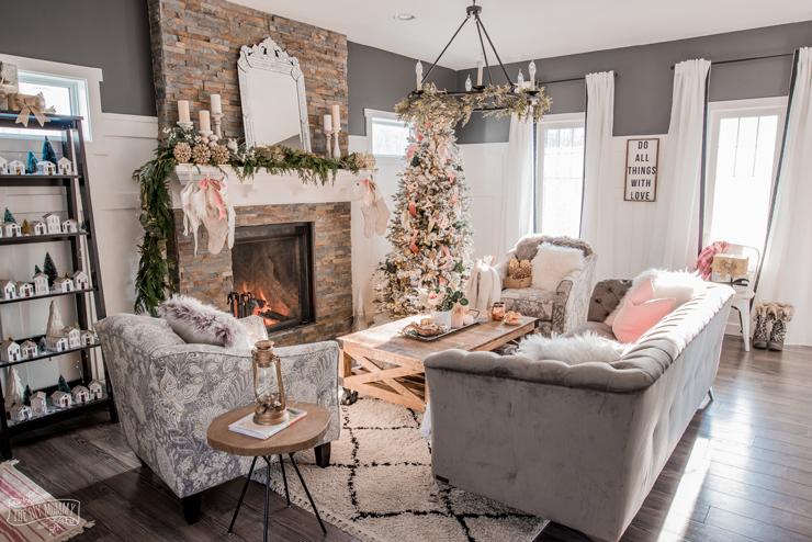 Family Room Decor And Living Room Decor