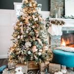 Diy Rustic Christmas Tree Decorations Novocom Top