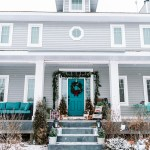 2019 Christmas Home Tour Rustic Elegant Cozy The Diy
