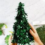 Diy Dollar Tree Succulent Christmas Tree The Diy Mommy