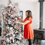 How To Decorate A Christmas Tree Step By Step The Diy Mommy