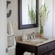 Click the image for bathroom project details