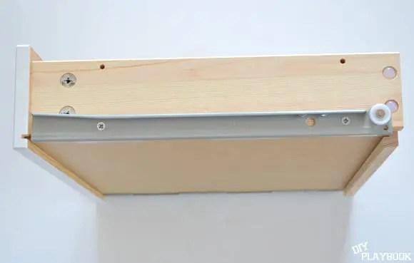 Blank dresser