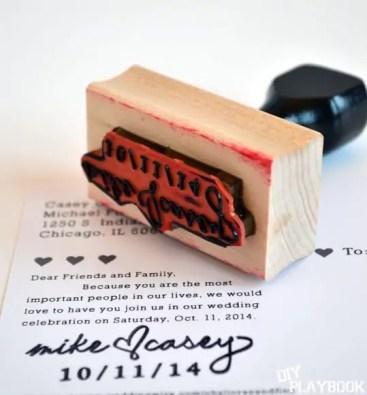 Wedding-Stamp