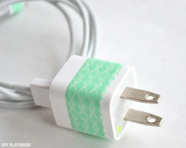 Green-Washi-Tape-Cord