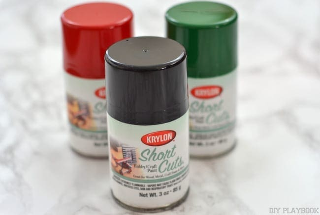 Krylon-Spray-Paint