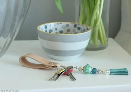 keys bowl