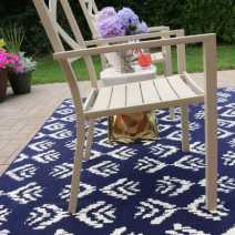 patio rug chair target