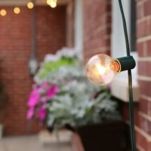 string lights patio