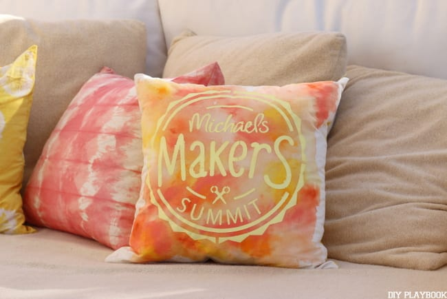 Pillow Michaels Makers Sonoma, California
