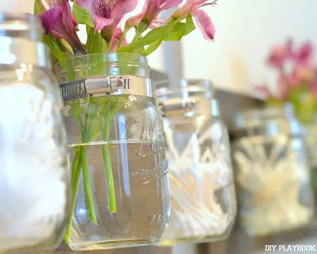 Mason-jar-flowers