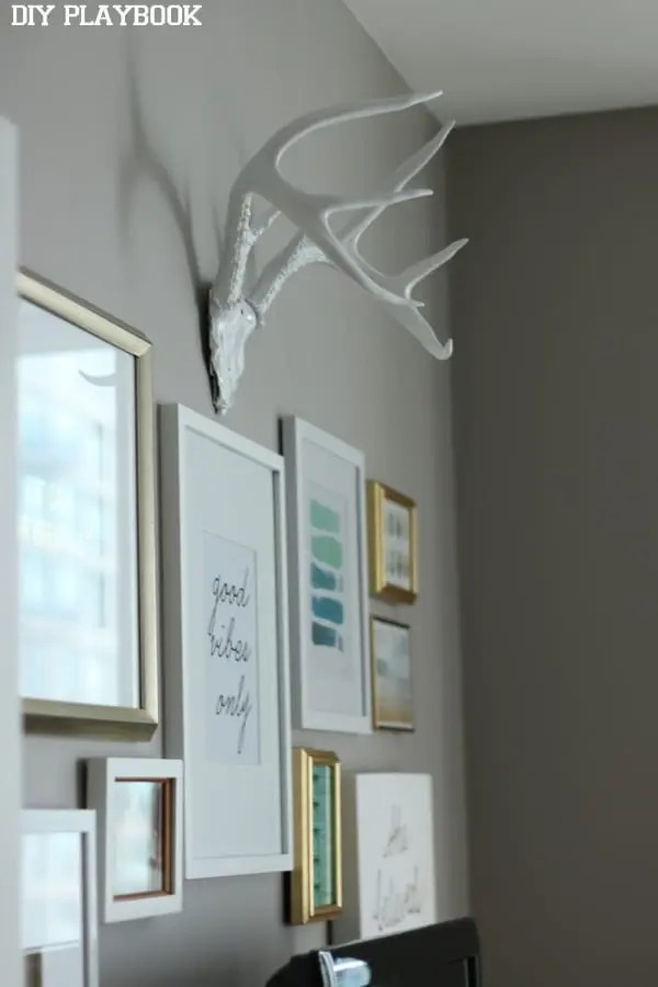 Antler Maggie Gallery Wall
