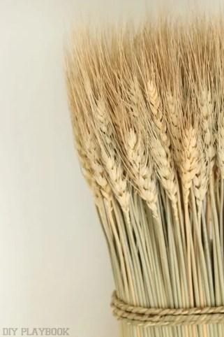 Fall Decor - Wheat