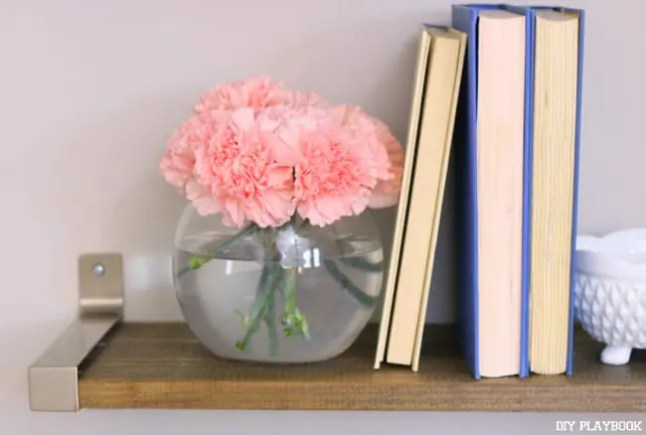 Flower Vase of Carnations