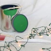 Paint Christmas Lights