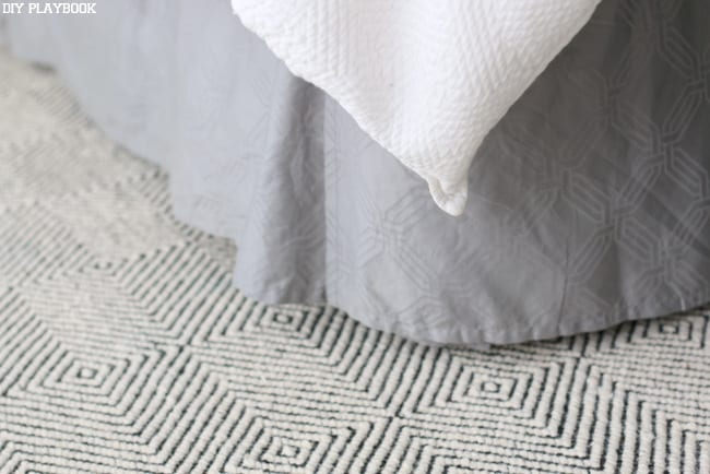 Textures Patterns Bedroom Rug