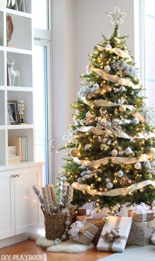 Christmas dream tree gifts