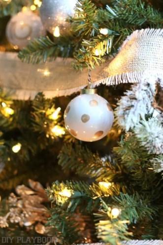 Christmas dream tree ornament
