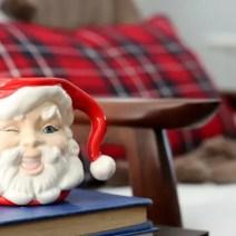 Christmas Santa Mug