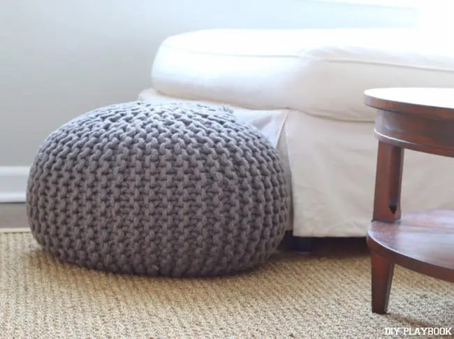 1-seagrass-rug-wayfair-gray-pouf