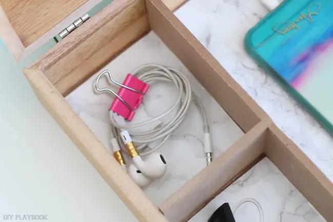 11-binder-clip-headphones-cords