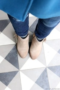 Shoes Jeans Coat Tile Instagram