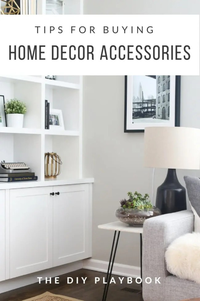 How To Buy Home Decor Accessories