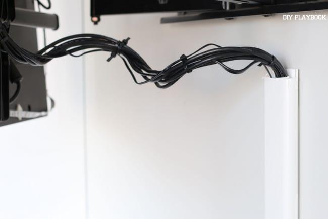 organized-cords-television