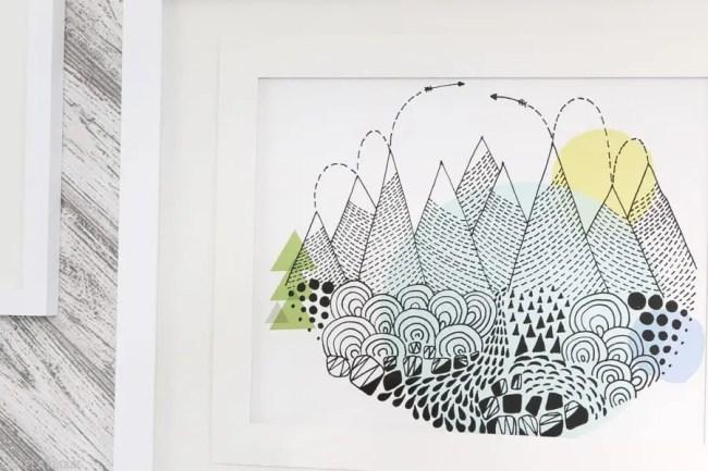 nursery_gallery_wall_minted_frames_wallpaper-19