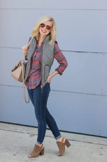 bridget-fall-plaid-vest-booties-style-series-2