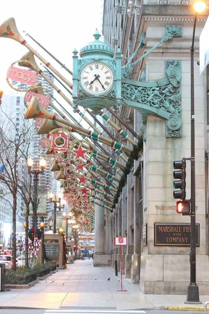 10 Things To Do In Chicago During The Holiday Season The