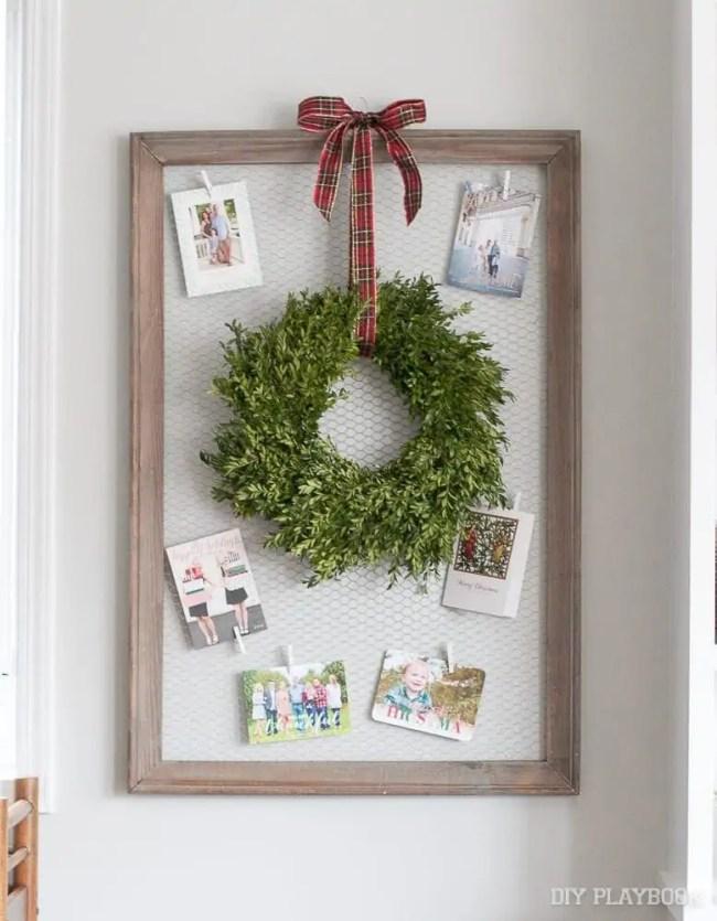 christmas-card-display-wreath