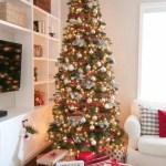 Create A Pretty And Plaid Christmas Tree The Diy Playbook