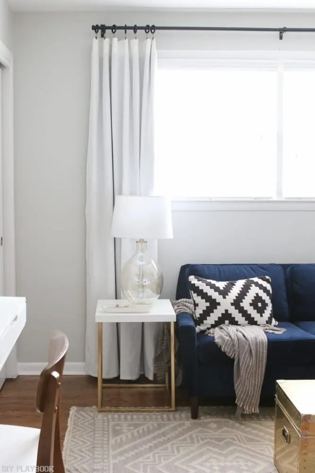 DIY_Curtains_Office_Bedroom