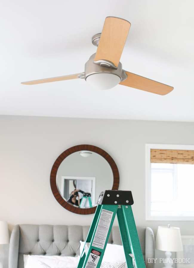 installing-new-ceiling-fan