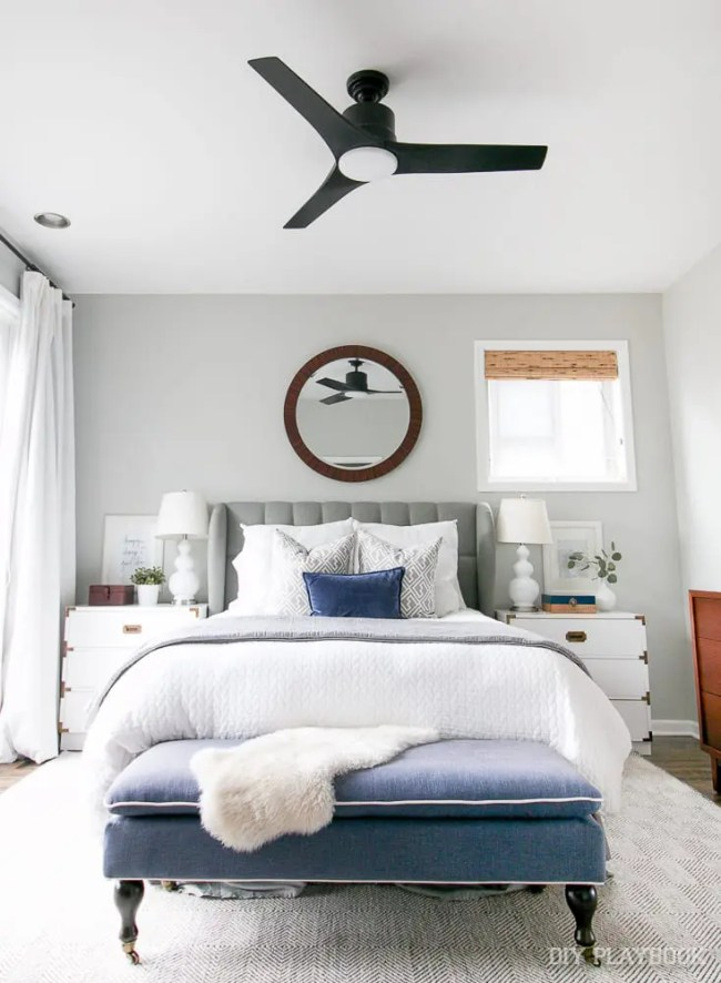 master-bedroom-black-ceiling-fan