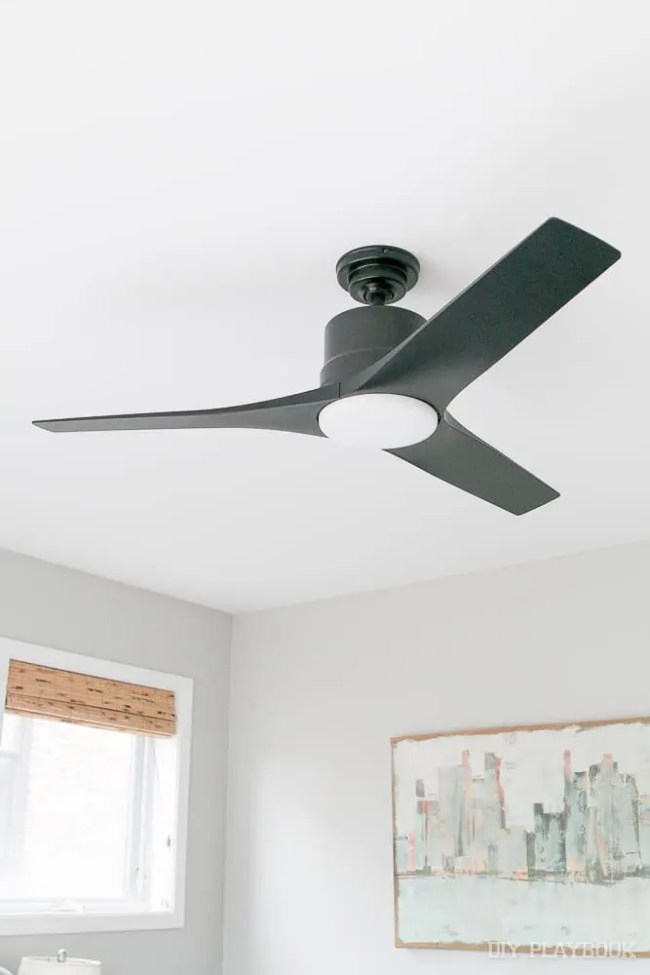 new-black-ceiling-fan