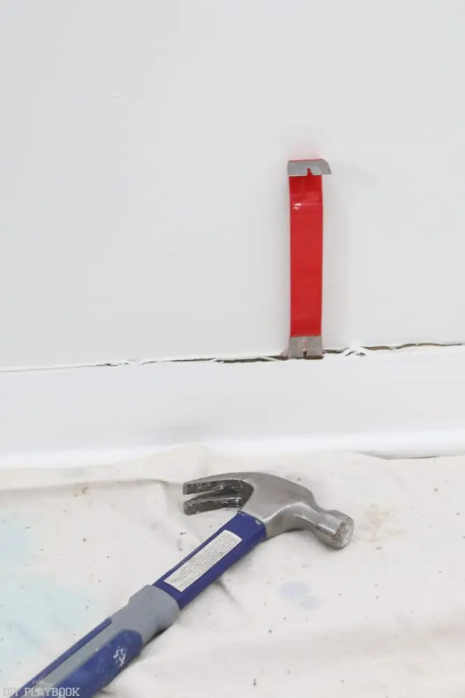 How to Install New Baseboard - Part 1